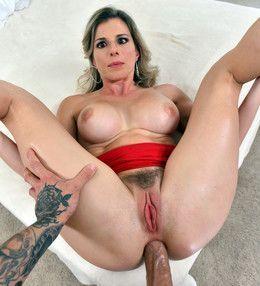 Anal POV fucking with busty pornstar..
