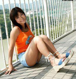 Stunning japanese girl Sayaka Numajiri..