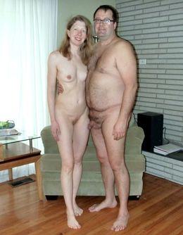 Nude photo album of some german family