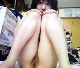 Amateur asian girlfriend fondles her..