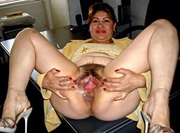 Depraved grandmother swingers, old..