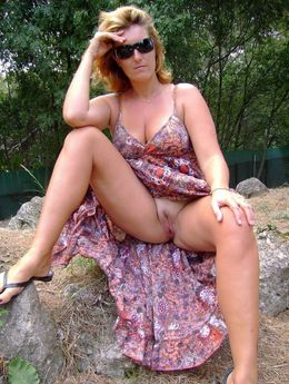 Dissolute moms nude at the rest,..