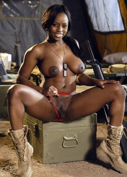 Big tits ebony princess Jada Fire in..