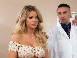 Fake doctor fuck busty Jessa Rhodes...