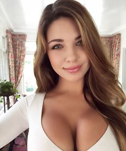 Glamour girls with juicy huge tits