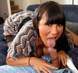 Dirty big tit whore Ava riming and..