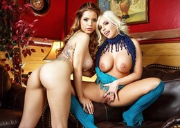 Huge boobs of Britney Amber and..