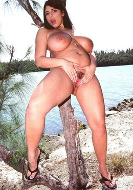 Real big brested BBW Kerry in exotic..