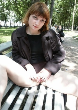 Polish girl is shy and not talkative..