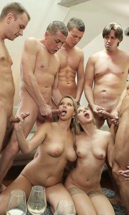 Bang.com shows hot double anal fuck..